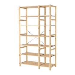 IVAR 2 sections/shelves $325