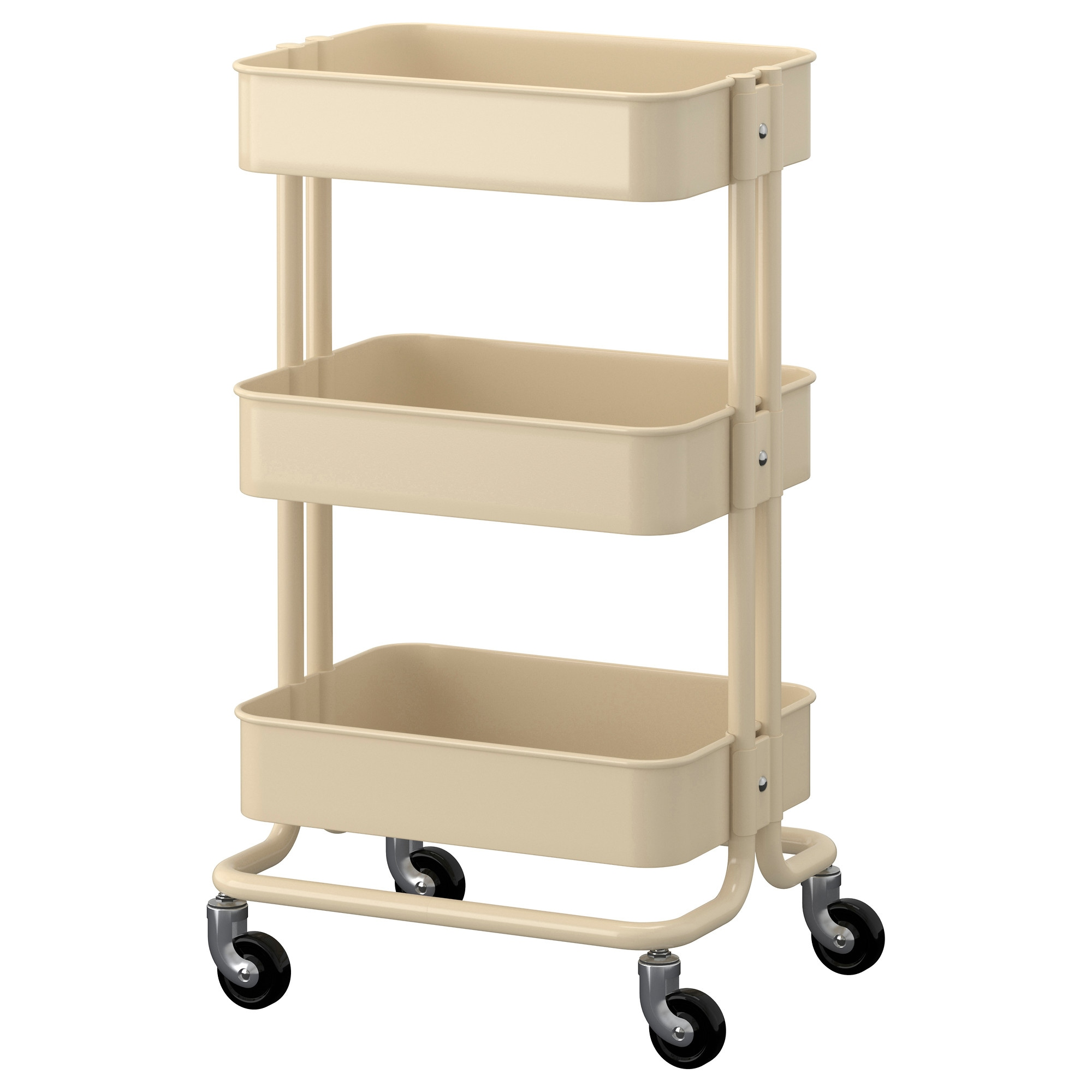 Rolling Kitchen Cart Ikea Rskog Utility Cart Ikea