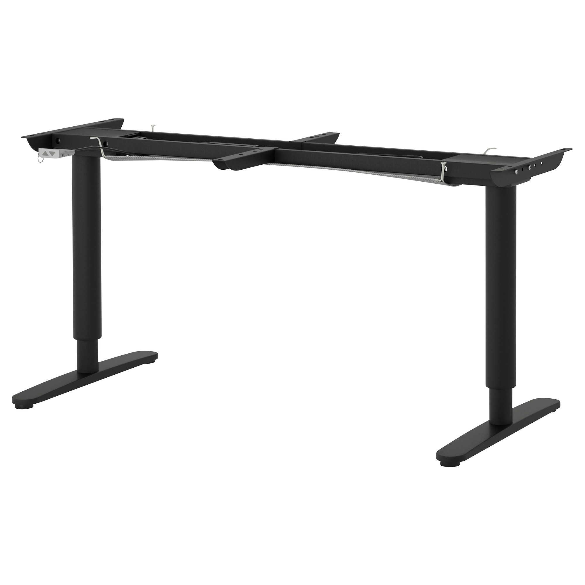 us underframe ikea stand legs adjustable bekant top table catalog desk black for en sit products
