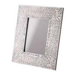 KLÖVSTA frame, light grey Frame, height: 28 cm Picture, width: 13 cm Picture, height: 18 cm