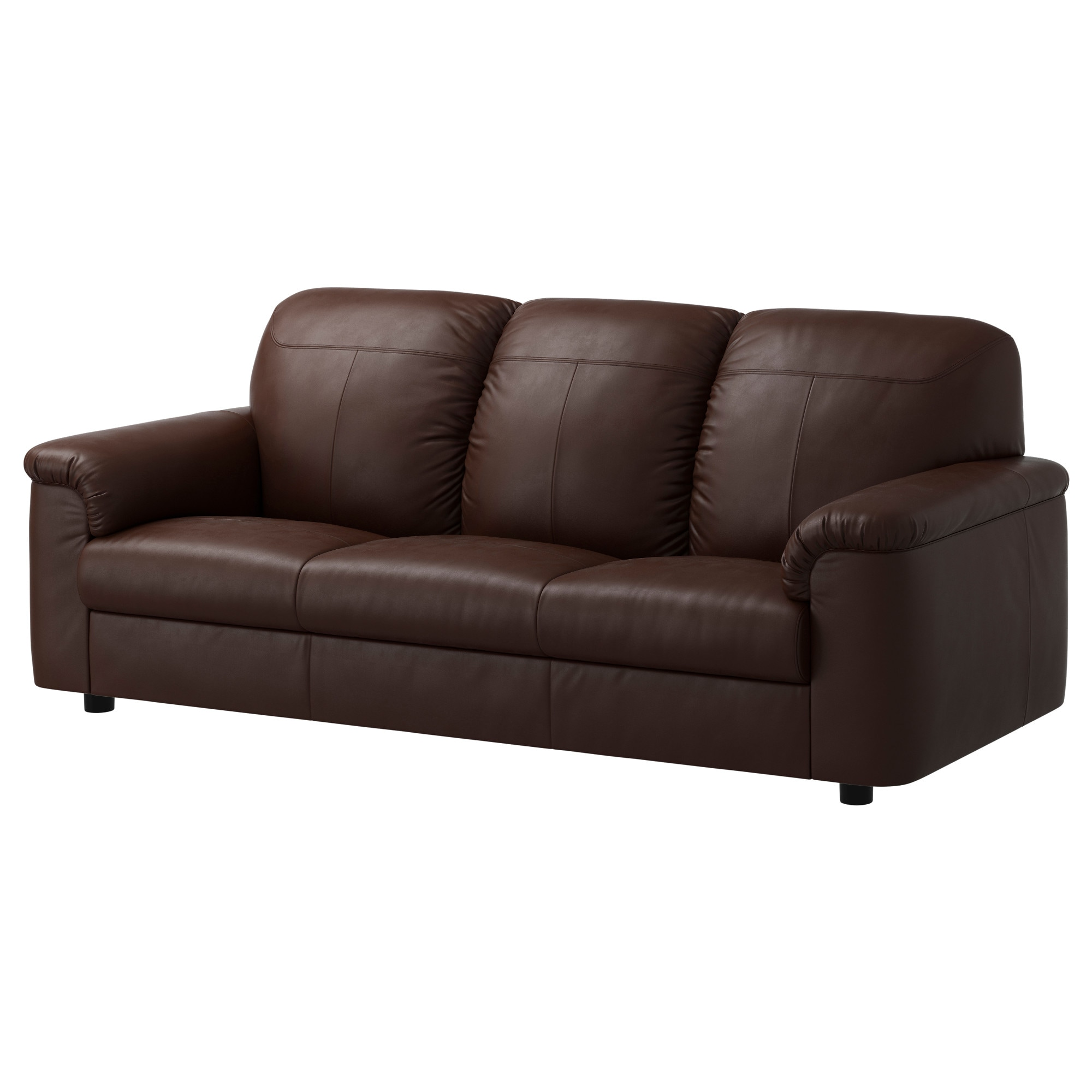 Superieur TIMSFORS Sofa   Mjuk/Kimstad Dark Brown   IKEA