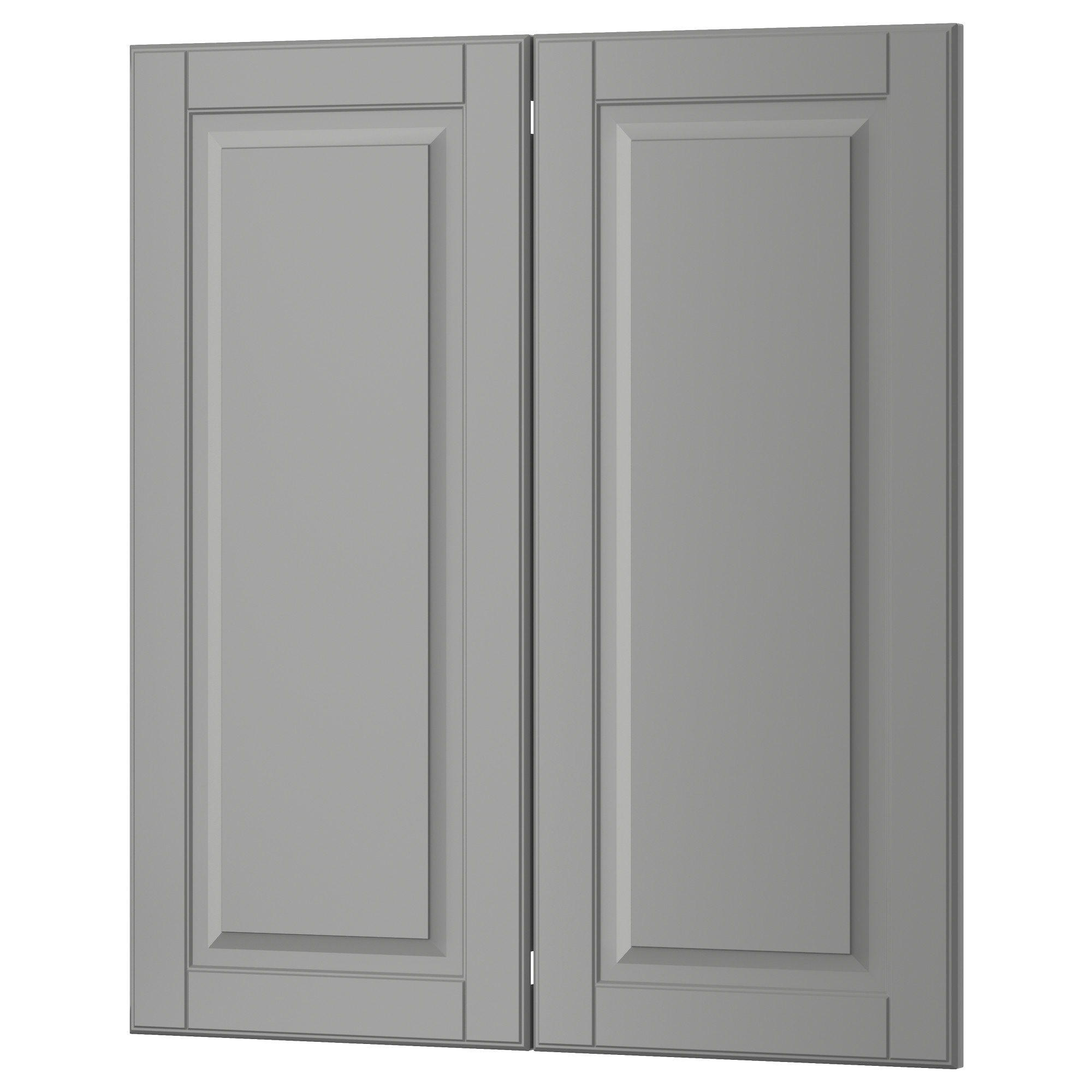 Painting Ikea Kitchen Doors Bodbyn 2 P Door Corner Base Cabinet Set Ikea
