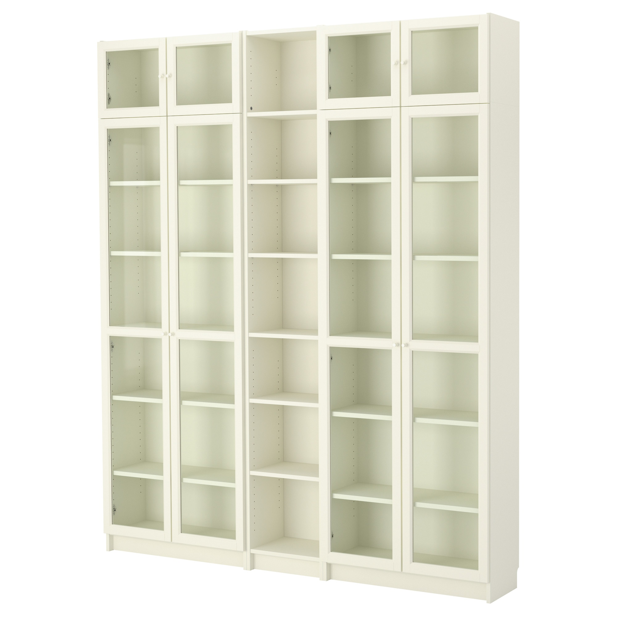 Billy Oxberg Librer A Blanco Ikea