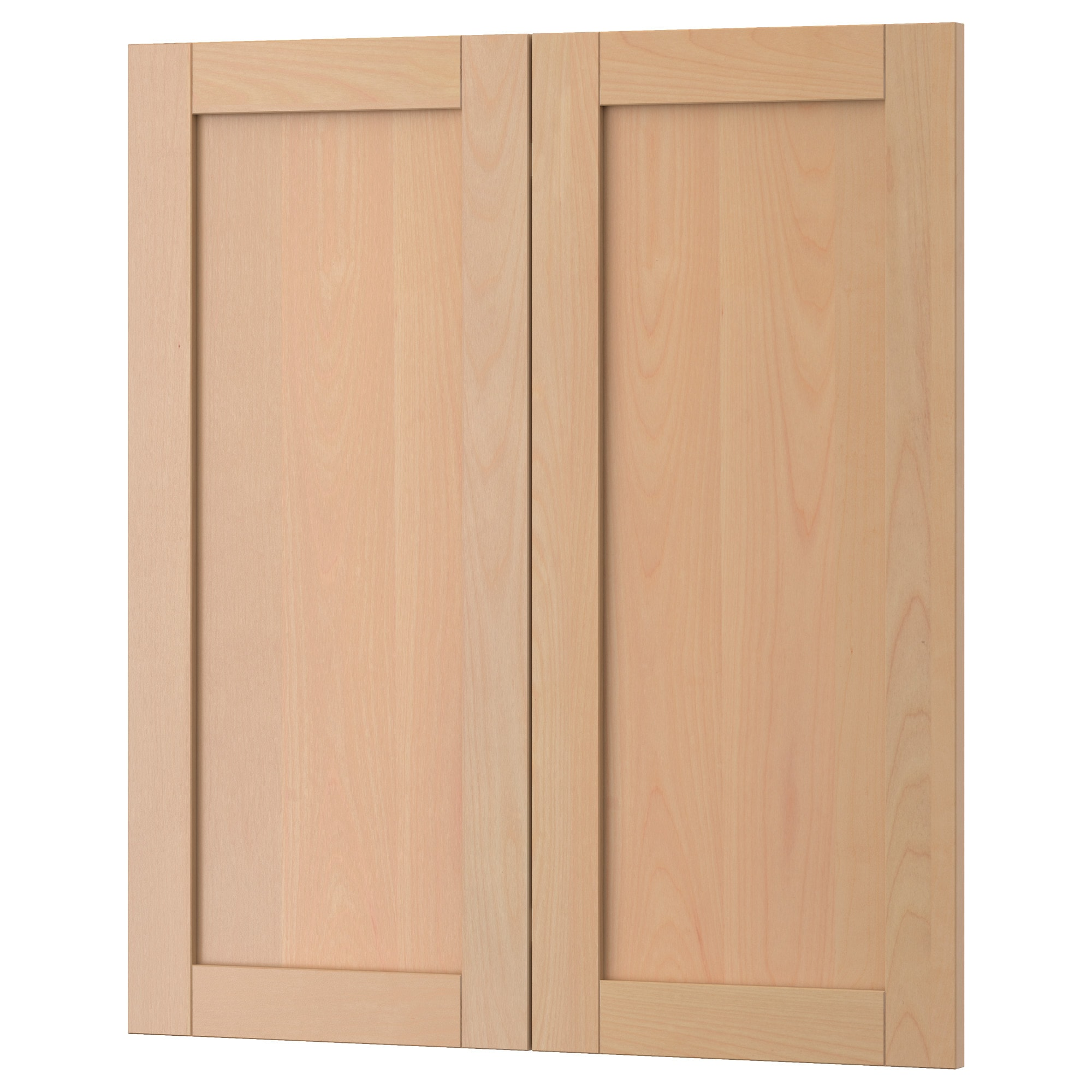 . BJ RKET 2 p door corner base cabinet set   IKEA