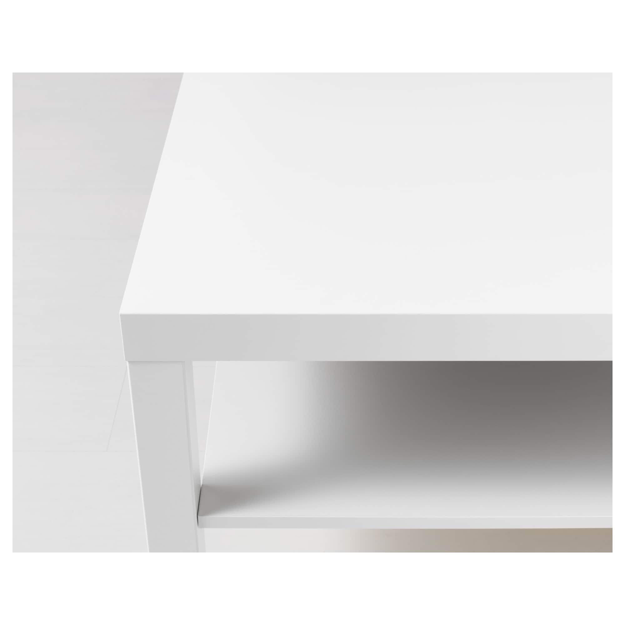 White side table - White Side Table 35