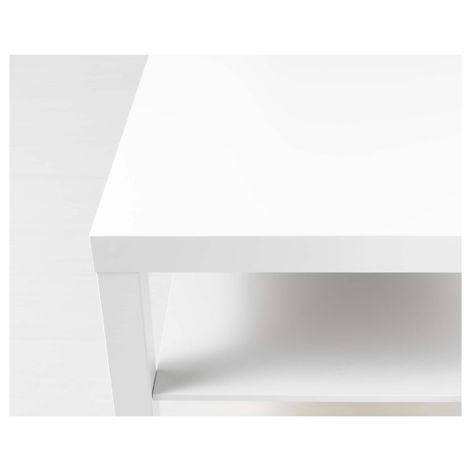 Console ikea blanche simple console ikea blanche with for Table ikea blanche