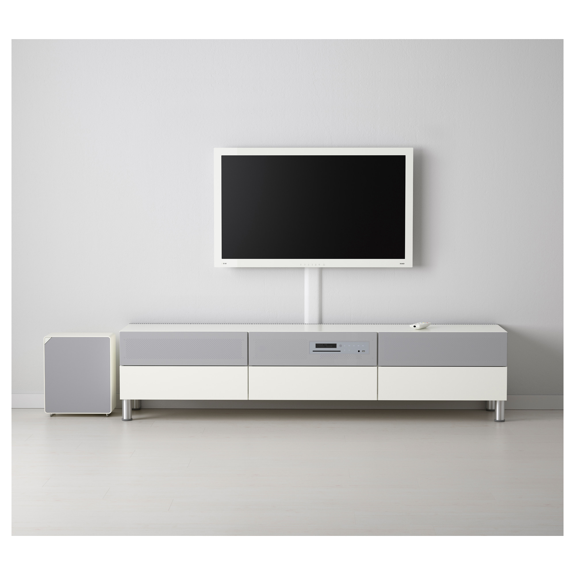 cache cable tv design cheap ricoo meuble tv design. Black Bedroom Furniture Sets. Home Design Ideas