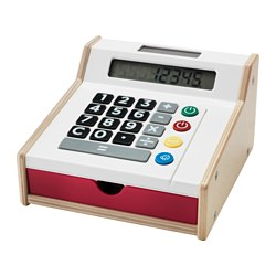 DUKTIG, Toy cash register