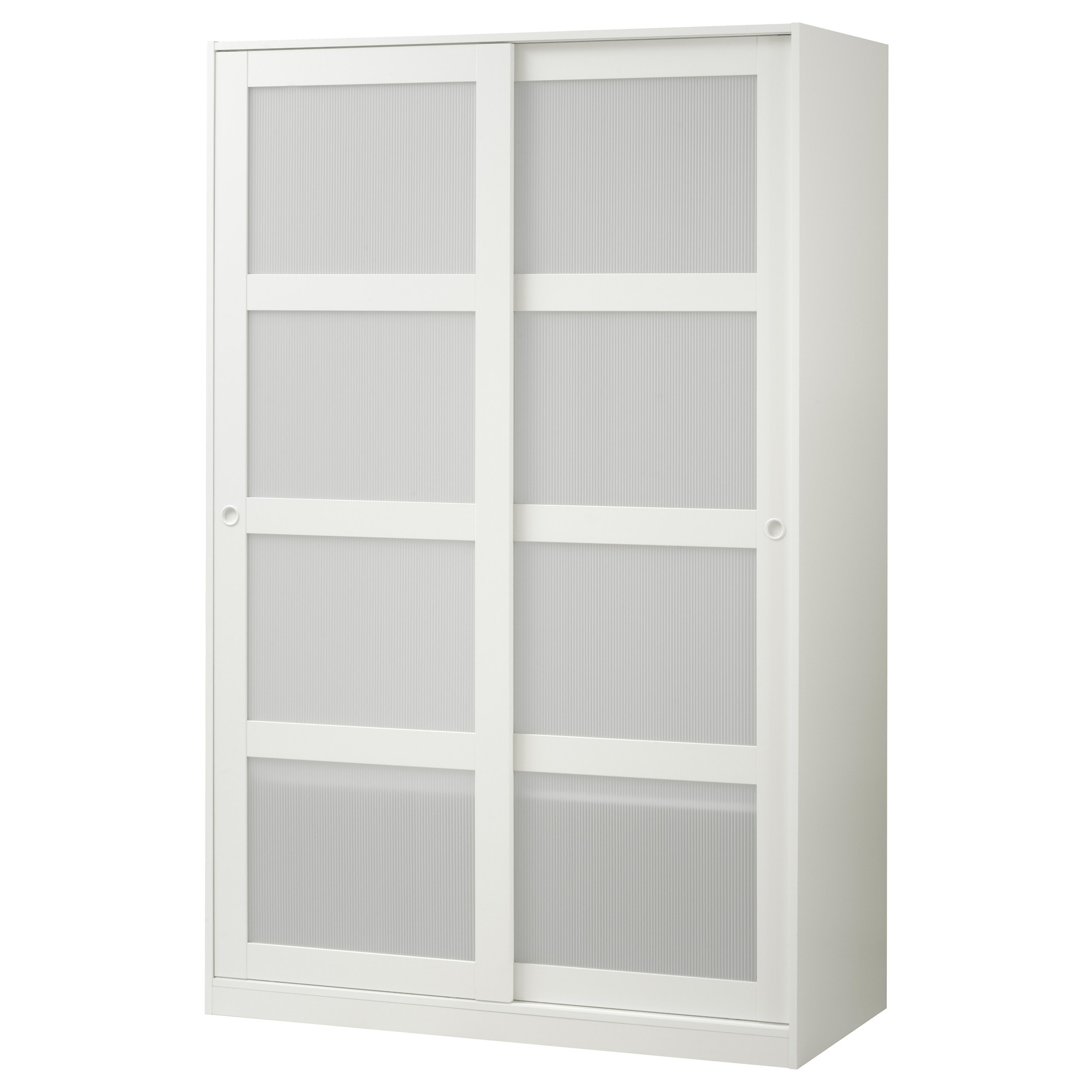 KVIKNE Wardrobe With Sliding Doors IKEA - Ikea wardrobe