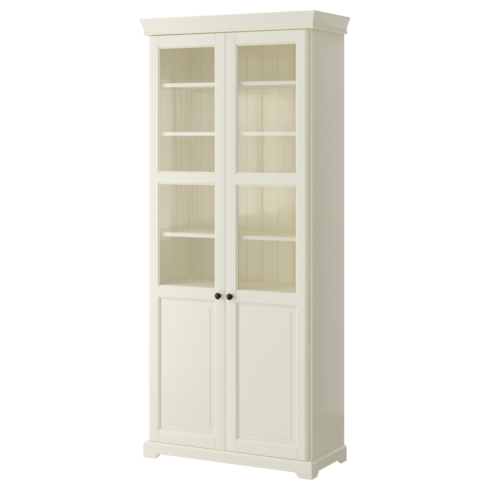 Genial LIATORP Bookcase With Glass Doors   White   IKEA
