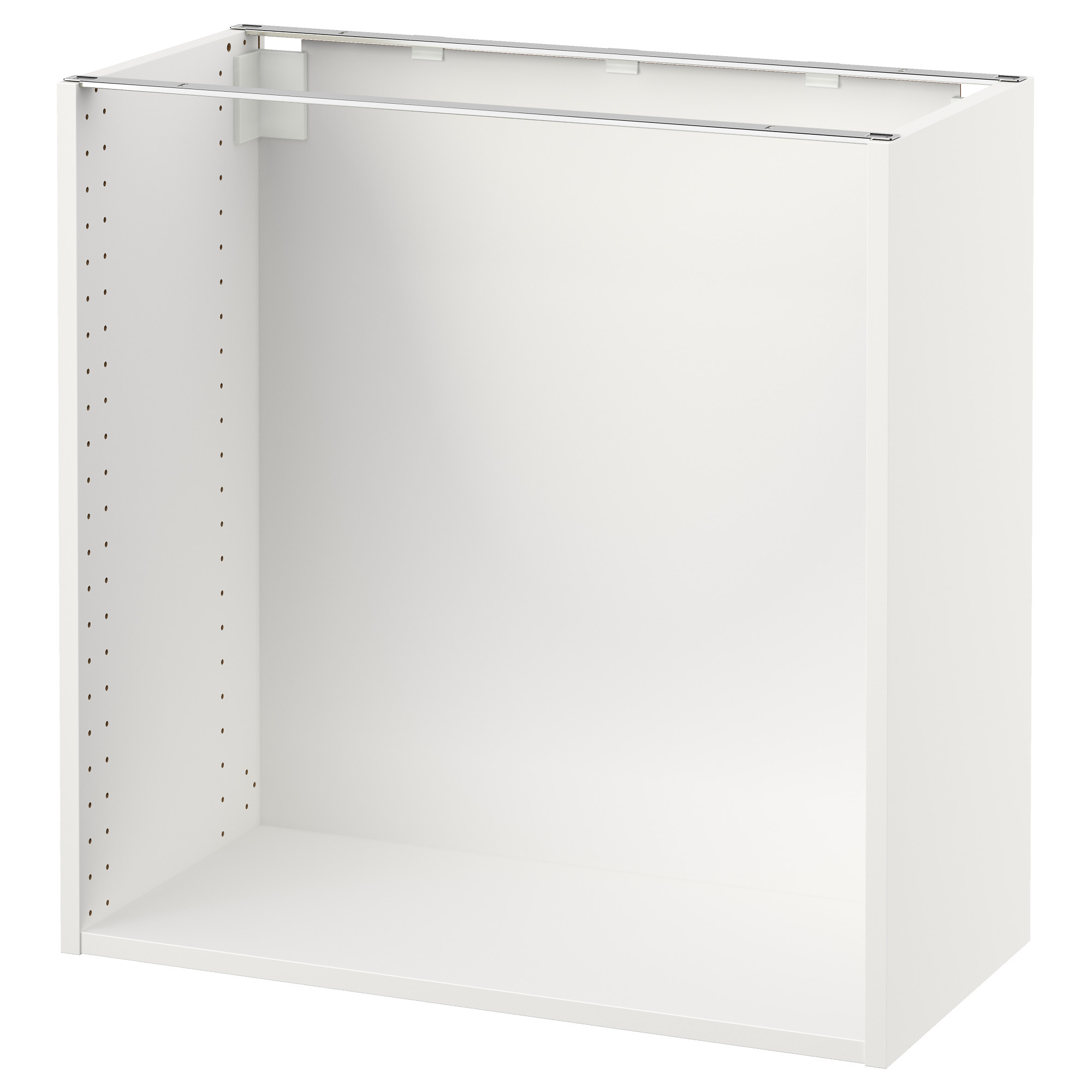 sektion base cabinet frame white 12x24x30