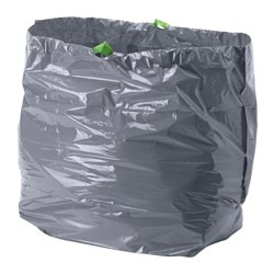 FÖRSLUTAS Waste bag