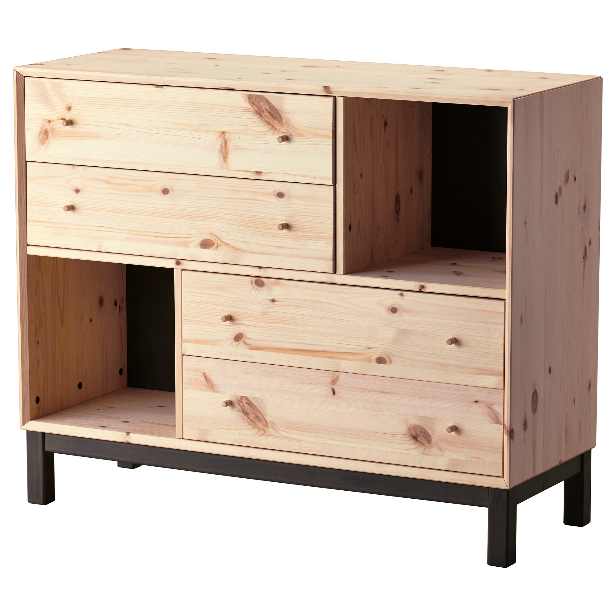 nornÄs 4 drawer chest with 2 compartments - ikea reviews