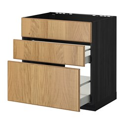 metod system unterschr nke korpush he 80 cm ikea. Black Bedroom Furniture Sets. Home Design Ideas
