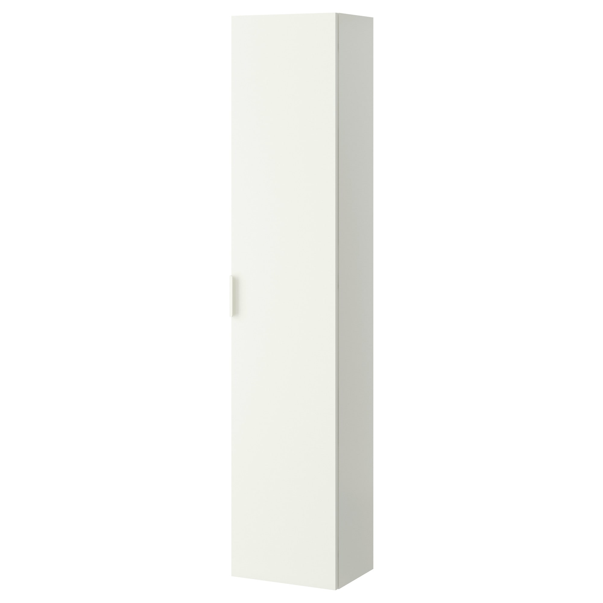 Ikea bathroom floor cabinet - Godmorgon High Cabinet White Width 15 3 4 Depth 12 5