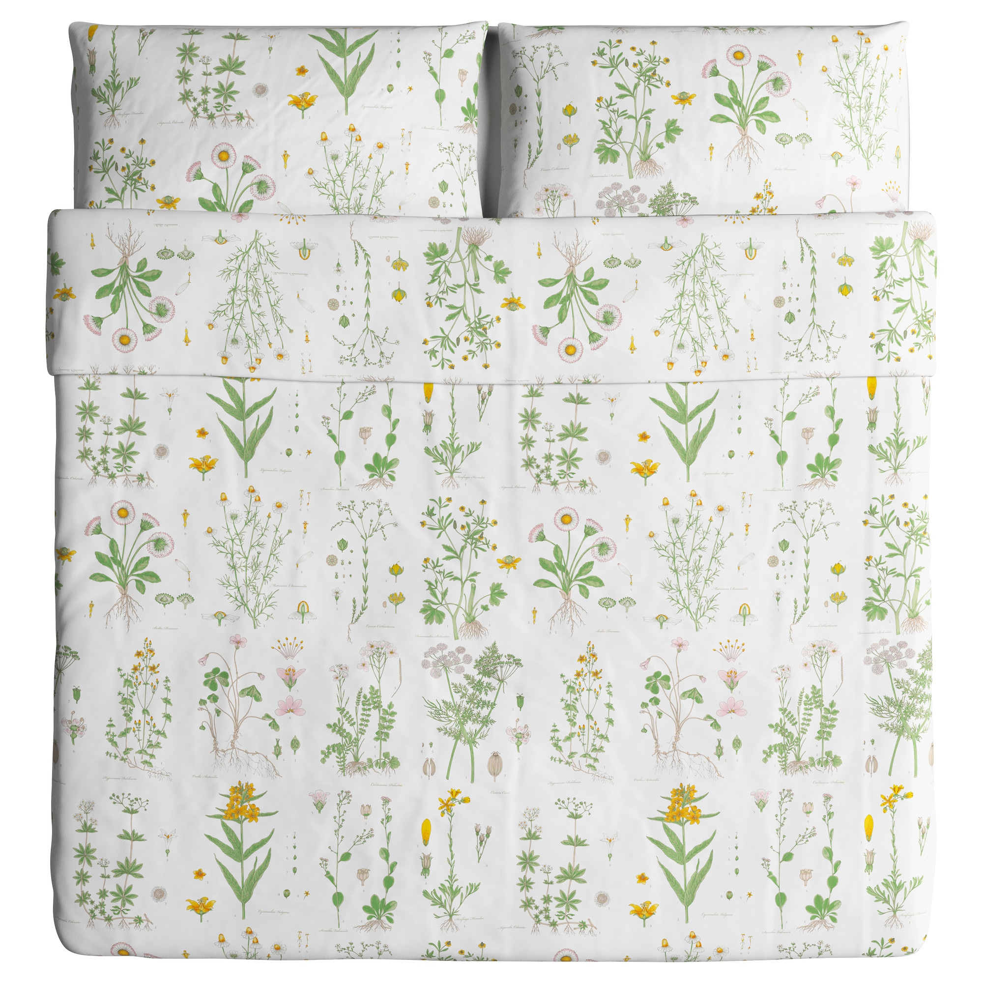 strandkrypa duvet cover and pillowcases fullqueen doublequeen ikea