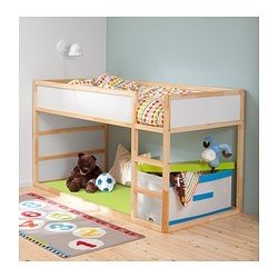Childrens Beds kura reversible bed - ikea
