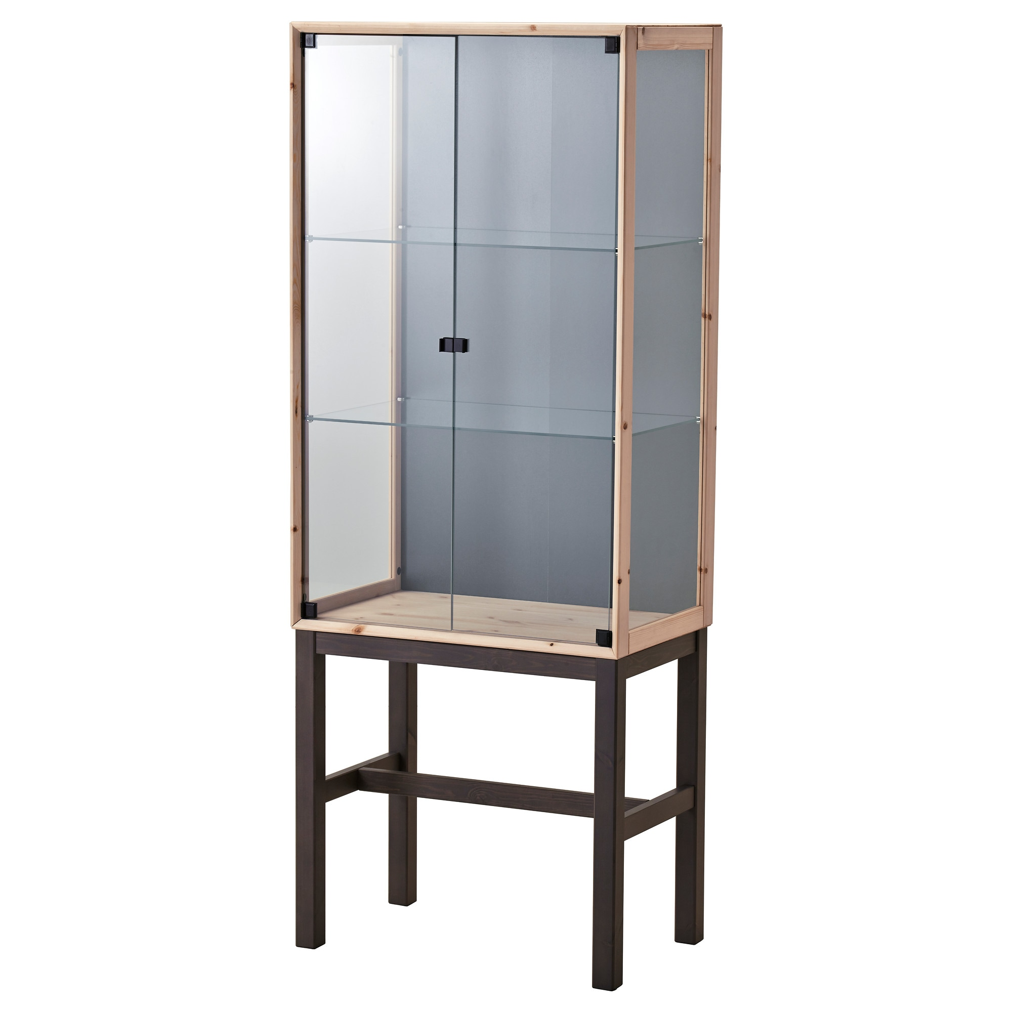 norden glass door cabinet ikea. Black Bedroom Furniture Sets. Home Design Ideas