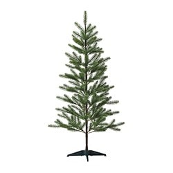 FEJKA artificial plant, Christmas tree Height: 155 cm