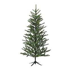 FEJKA artificial plant, Christmas tree Height: 180 cm