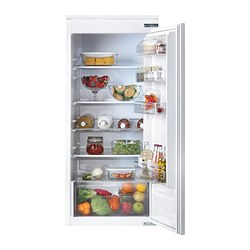 AVKYLD integrated fridge A+, white Width: 54.0 cm Depth: 54.5 cm Height: 122.0 cm
