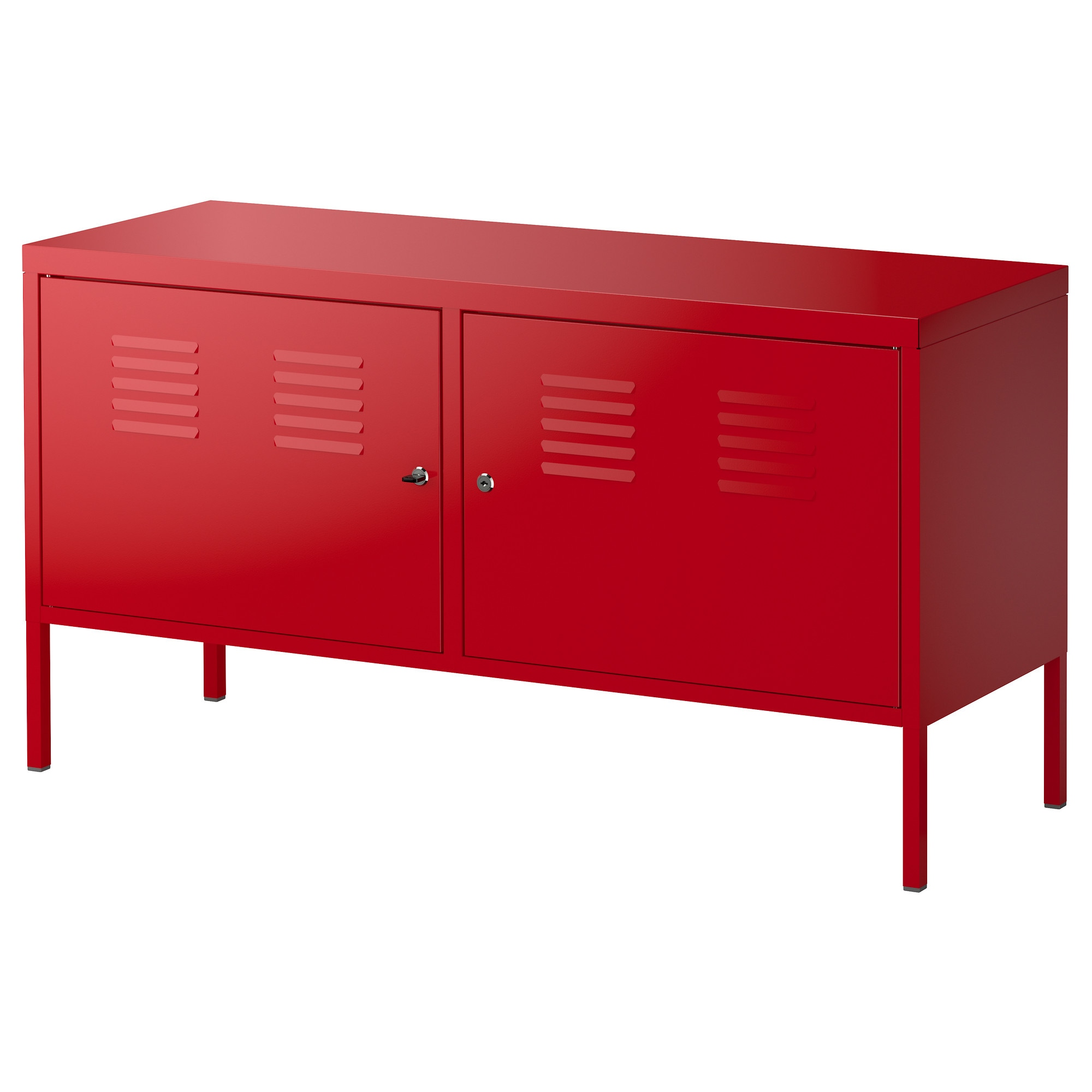 Buffet table furniture ikea - Ikea Ps Cabinet Red Width 46 7 8 Depth 15 3