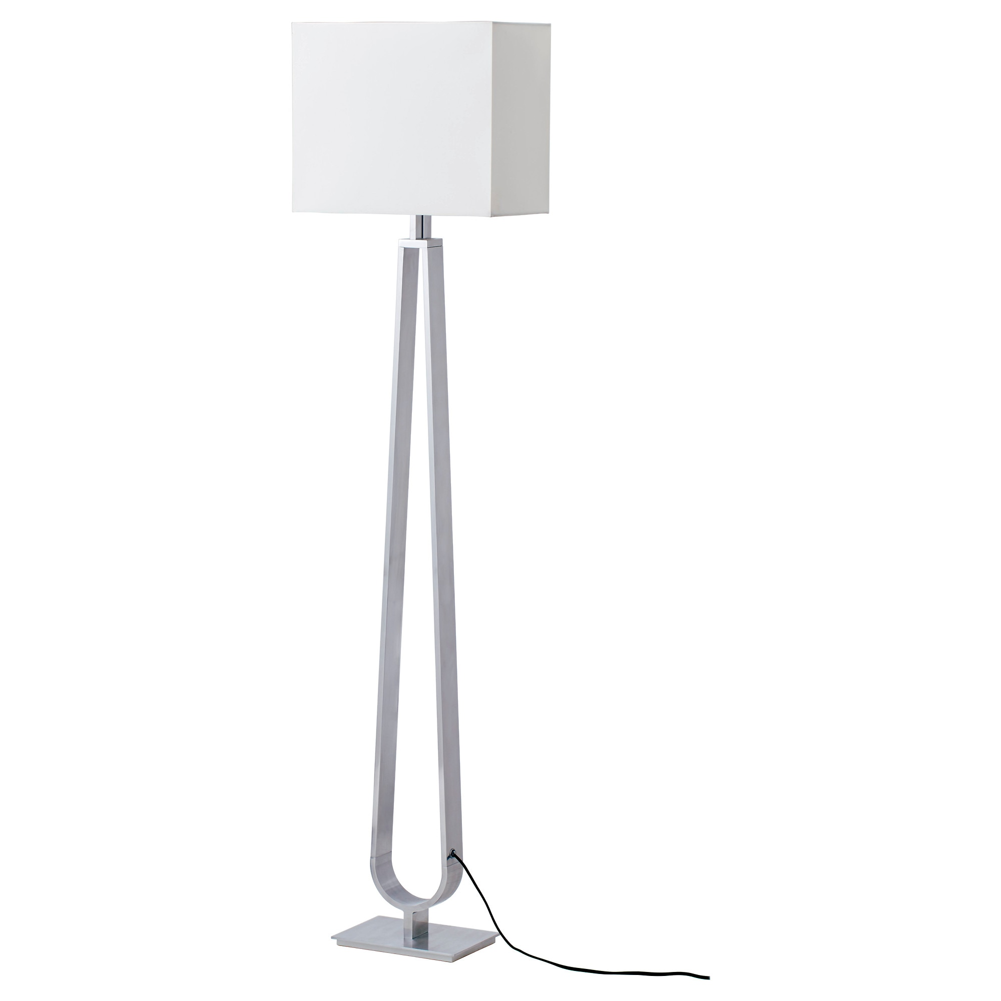 KLABB Floor lamp with LED bulb - IKEA