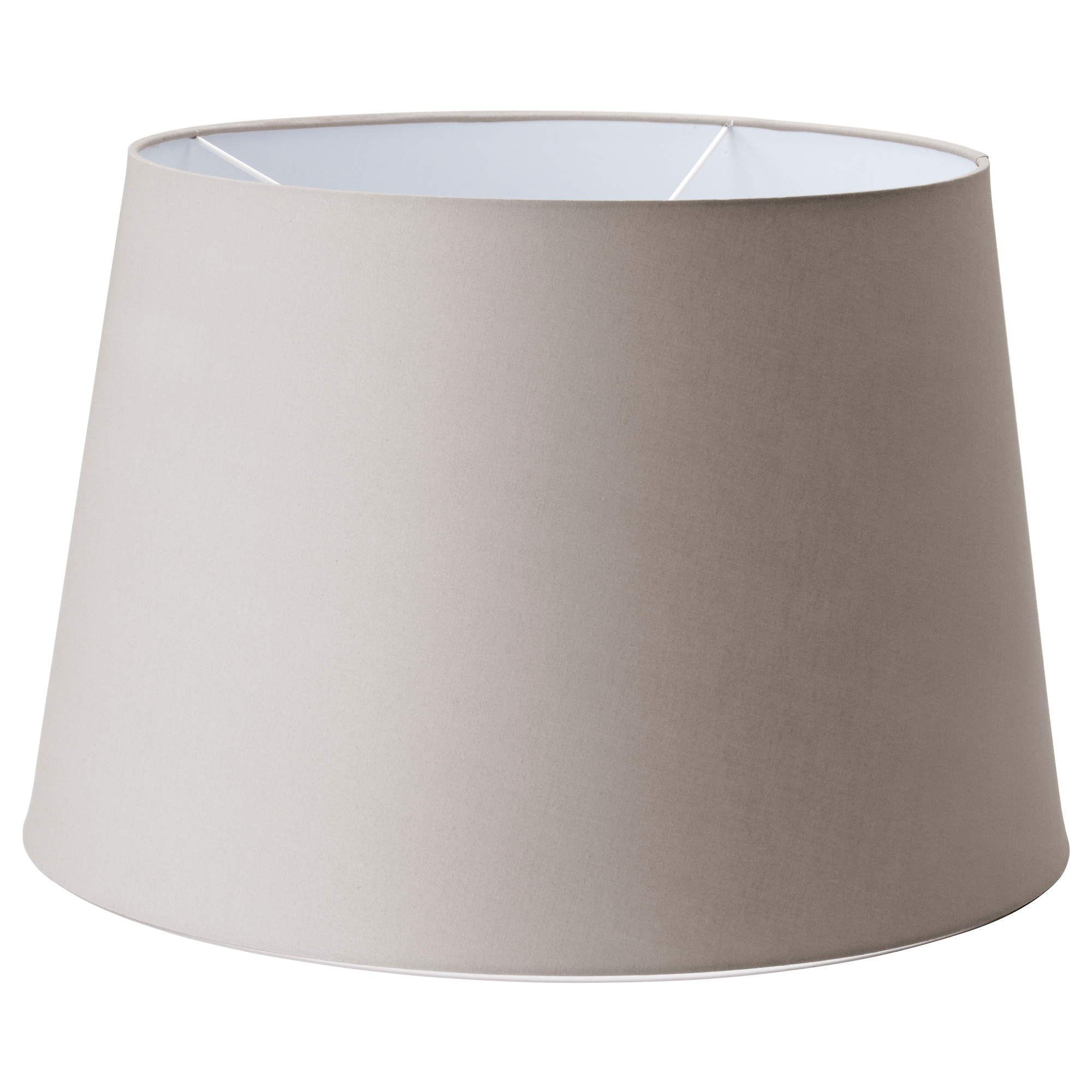 JÄRA Lamp shade - gray, 45 cm - IKEA:,Lighting