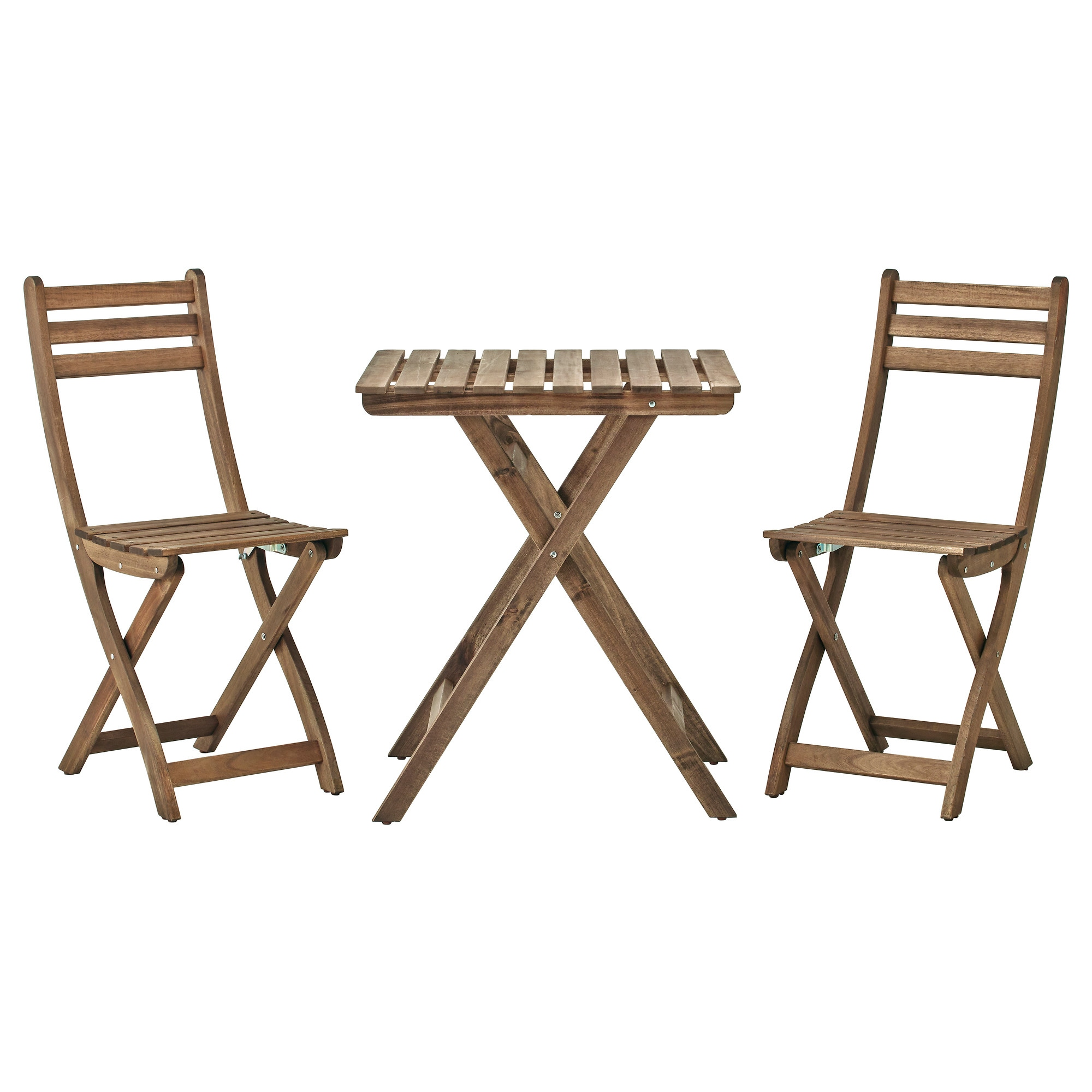 ASKHOLMEN Table 2 chairs outdoor IKEA