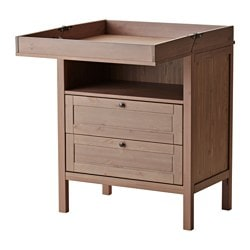 Sundvik Changing Table Chest