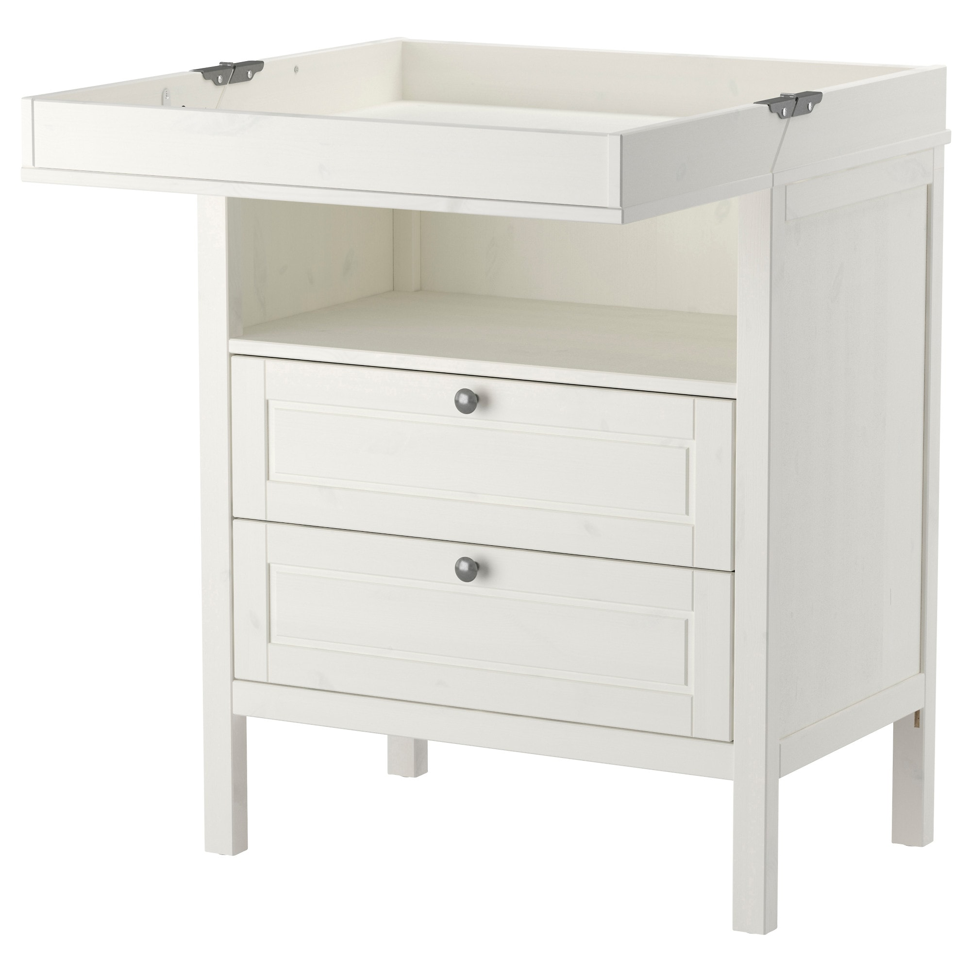 SUNDVIK Changing Tablechest IKEA - Ikea chest of drawers