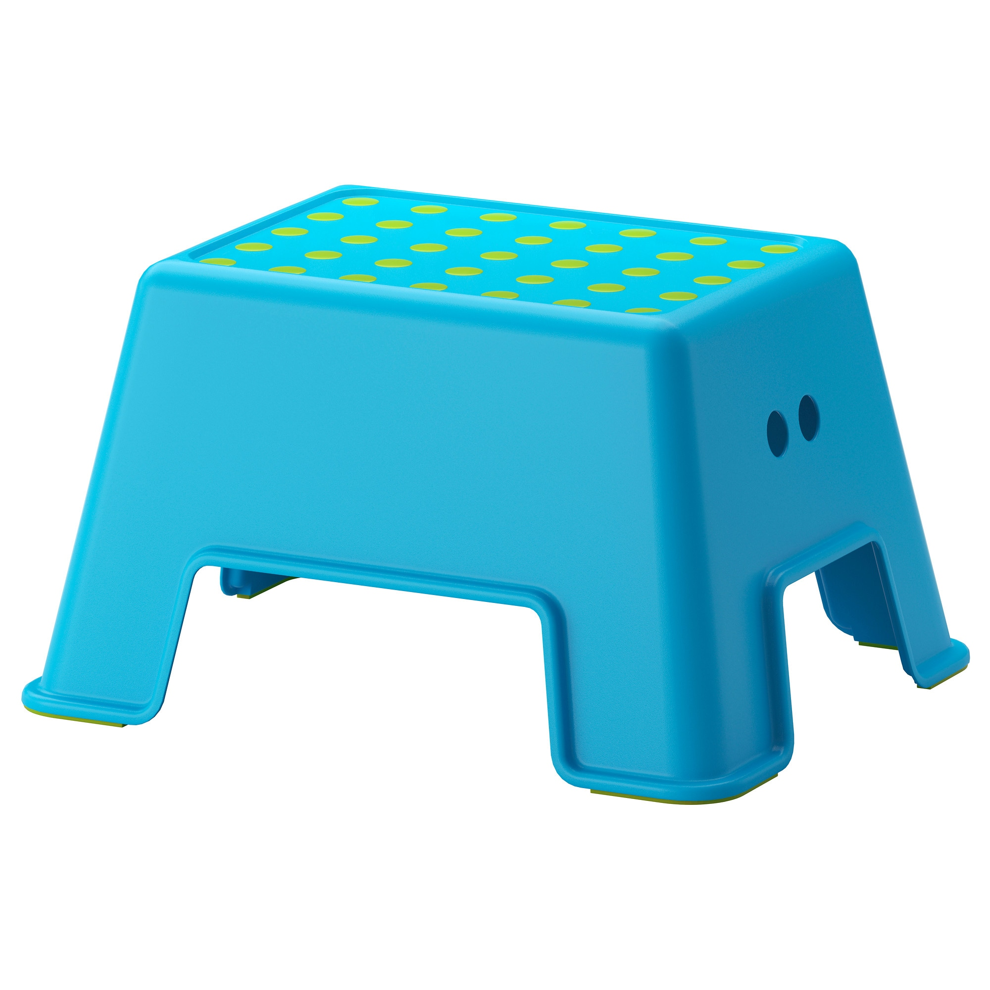 BOLMEN step stool blue Width 17 3/8   Depth 13 3  sc 1 st  Ikea : bath stools for disabled - islam-shia.org