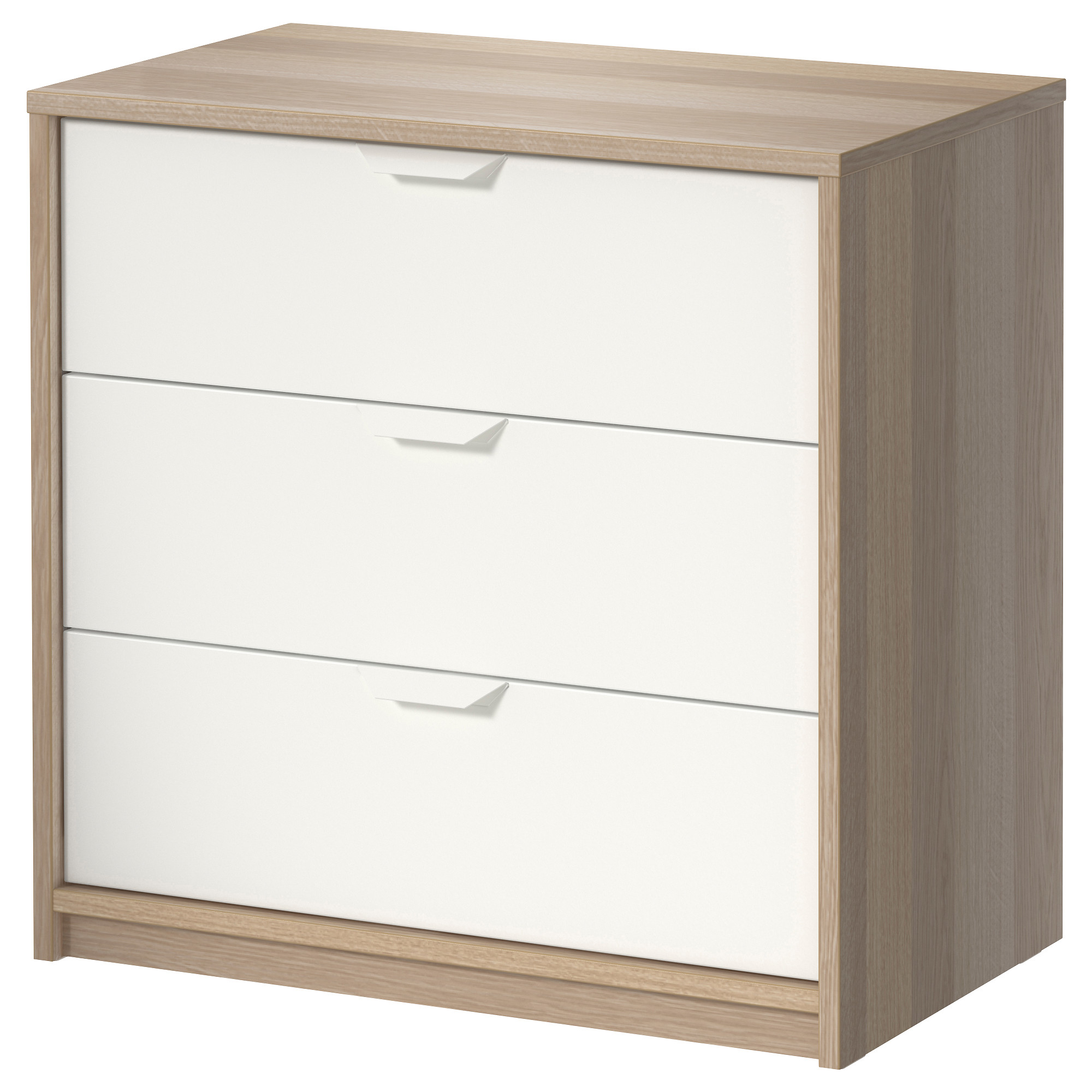 Ikea Malm Dresser 3 Drawer dressers - chests of drawers - ikea