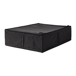 SKUBB storage case, black