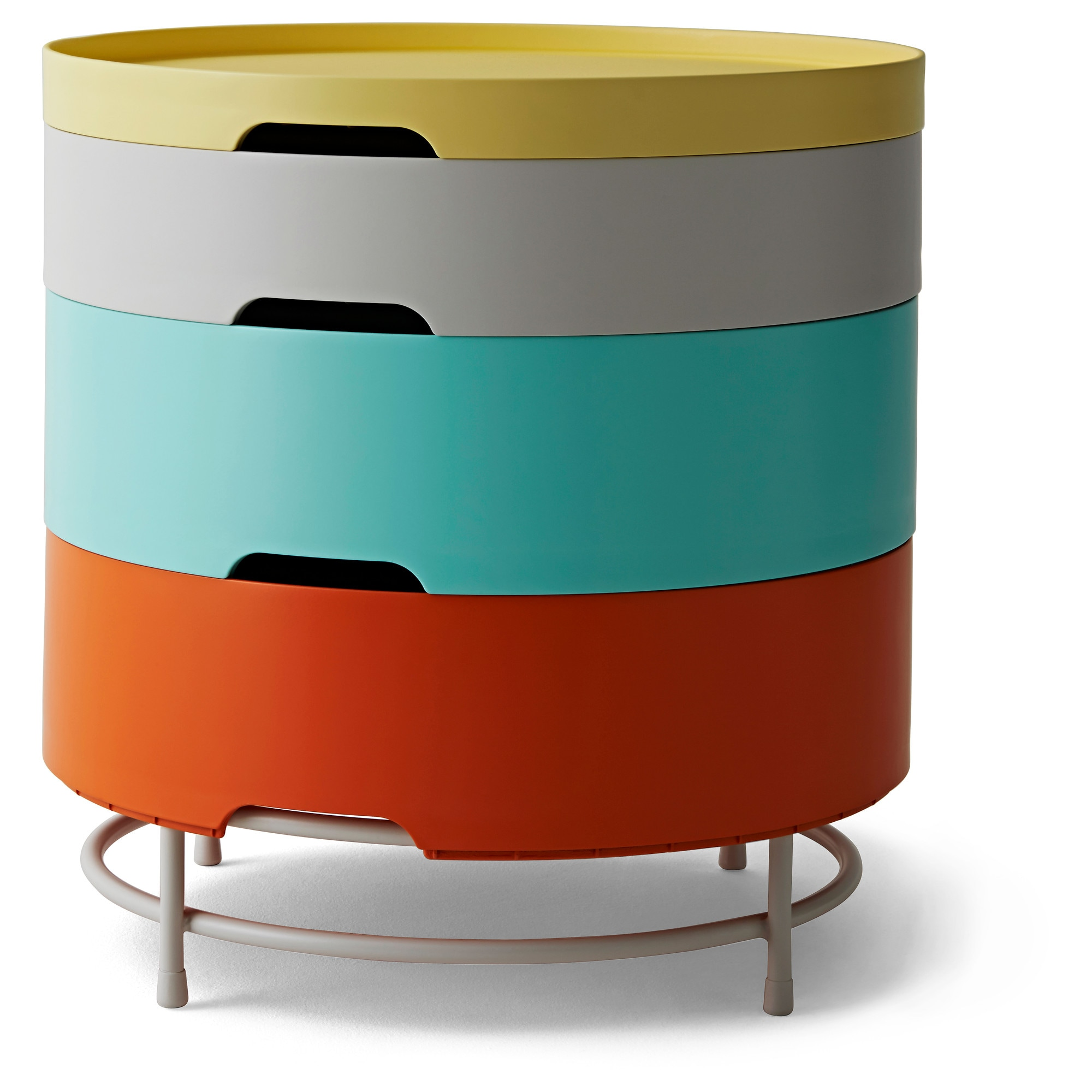 Mini Bedside Table nightstands - ikea