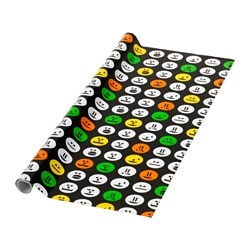 KÄNNETECKEN carta regalo, multicolore Lunghezza: 5 m Larghezza: 70 cm Superficie: 3.50 m²