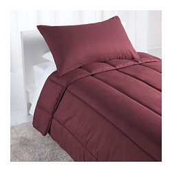 STRIMKROKUS comforter and pillowcase(s), wine cooler Filling weight: 21 oz Total weight: 43 oz Filling weight: 600 g Total weight: 1210 g