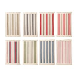 SIGNE rug, flatwoven, assorted colors