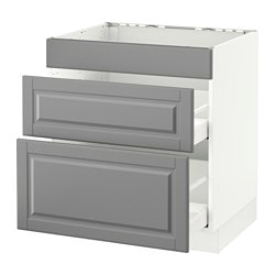 Cabinets for built in appliances sektion system ikea for What is the bottom drawer of an oven for
