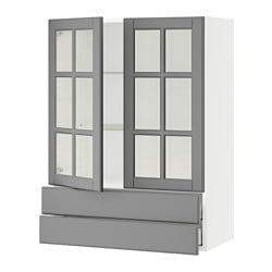 ikea kitchen wall cabinets with glass doors wall cabinets sektion system ikea 17701