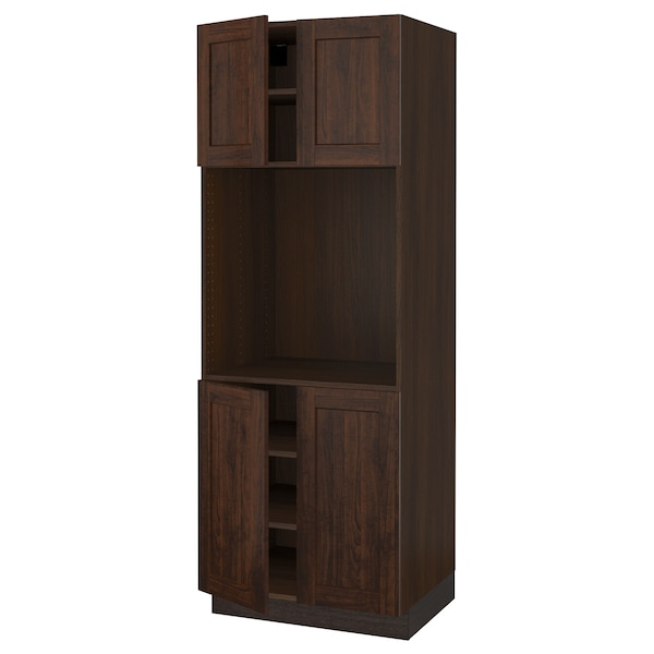 Ikea Sektion High Cabinet For Oven With 4 Doors