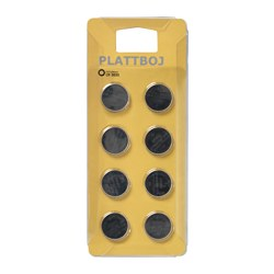 PLATTBOJ lithium battery Package quantity: 8 pack