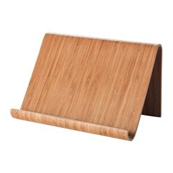 RIMFORSA tablet stand, bamboo