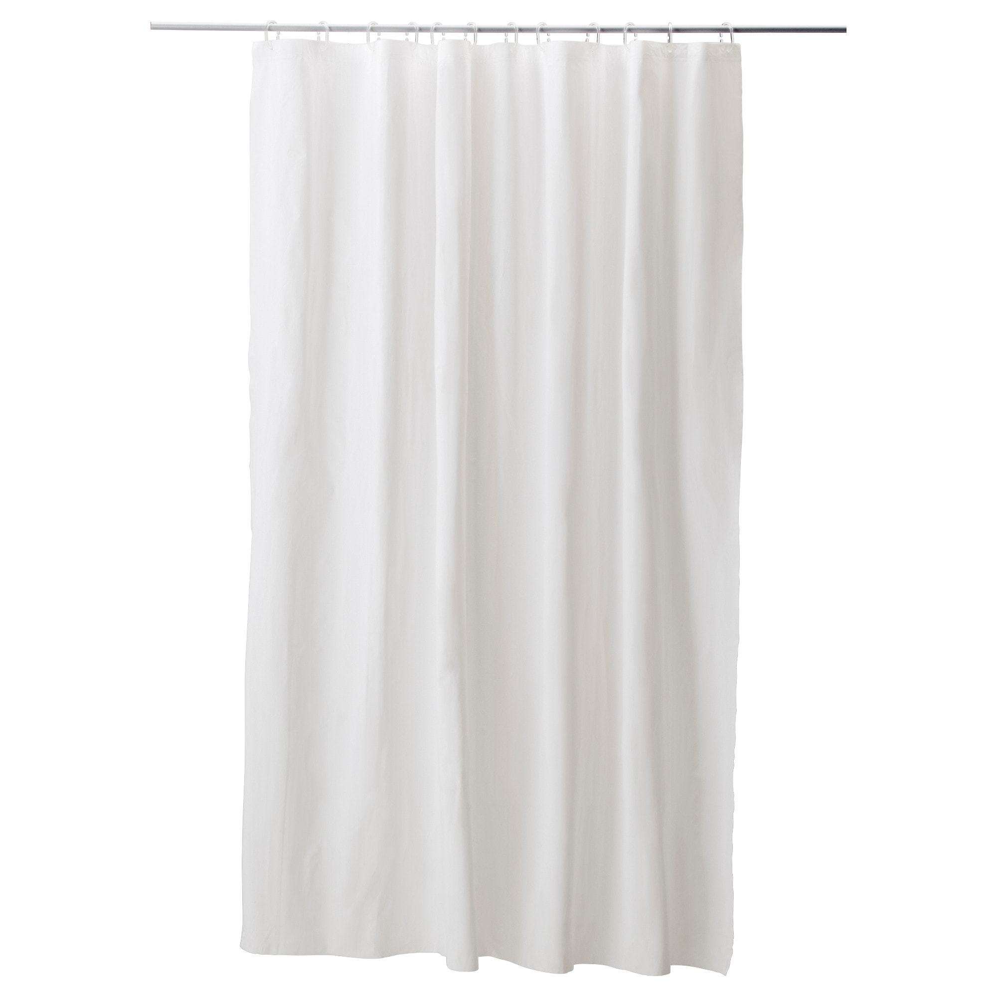 white shower curtain. White Shower Curtain E