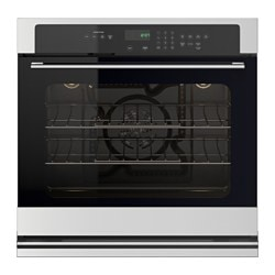 NUTID, Self-cleaning convection oven, Stainless steel