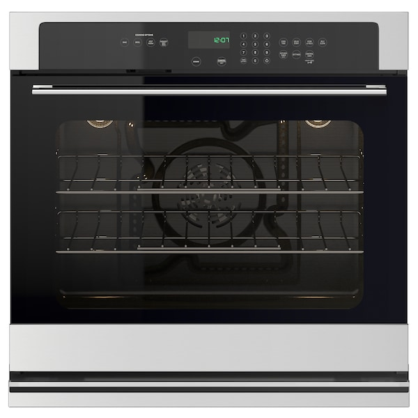 Self Cleaning Convection Oven Nutid Stainless Steel