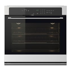 NUTID, Thermal self-cleaning oven, Stainless steel