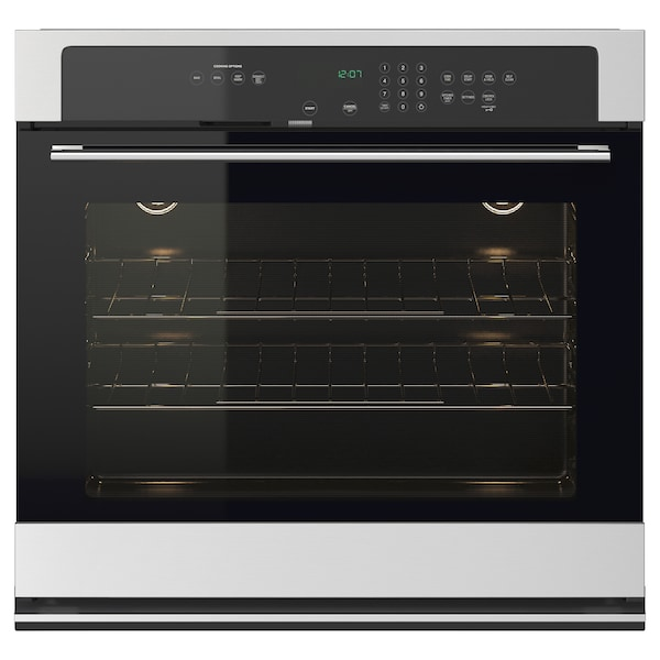 IKEA NUTID Thermal self-cleaning oven