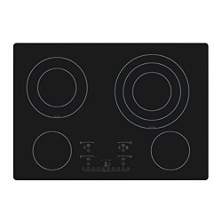NUTID 4 element glass ceramic cooktop $599.00