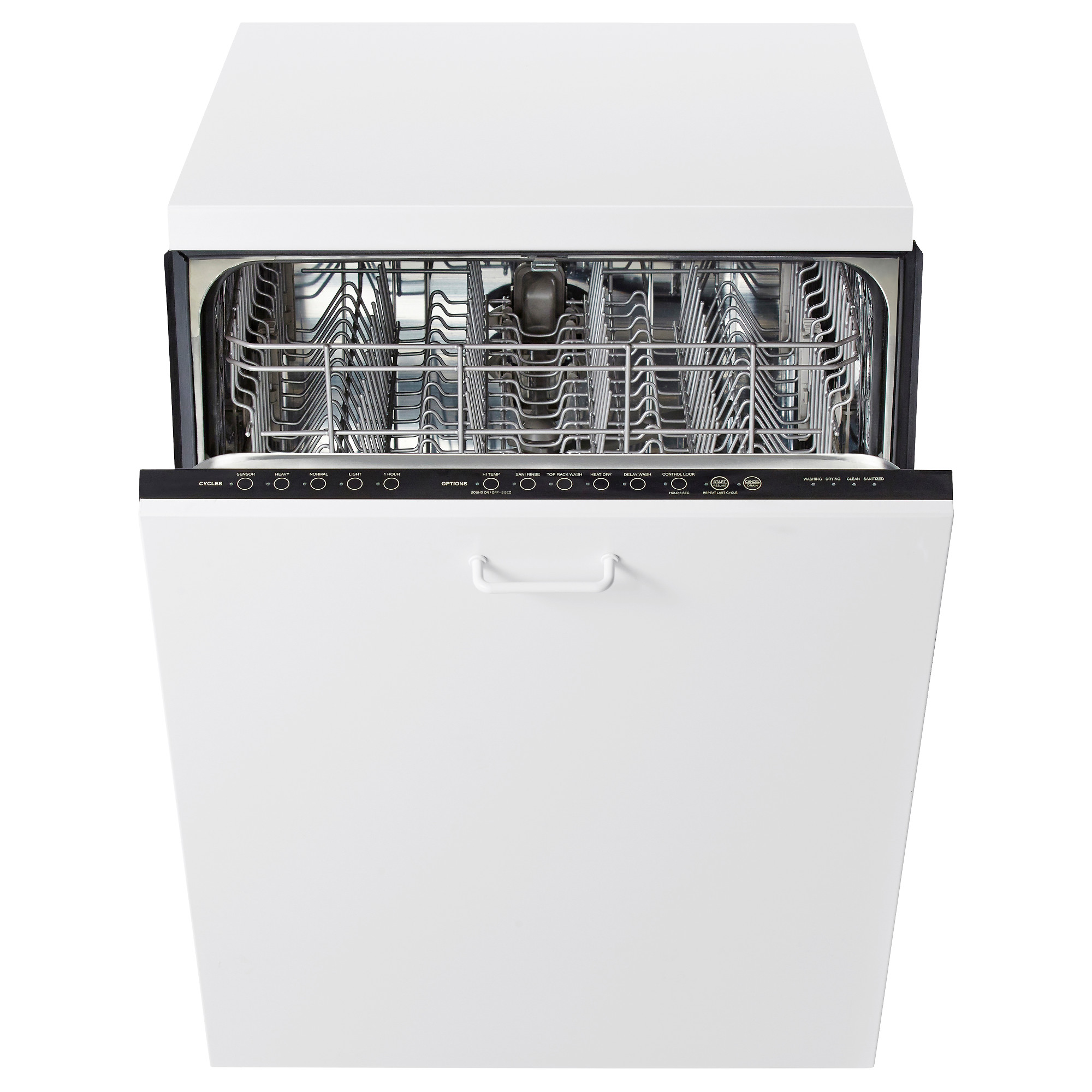 Dishwasher Drawers Vs Standard Dishwashers Ikea